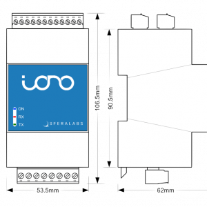 Iono MKR compact IO module
