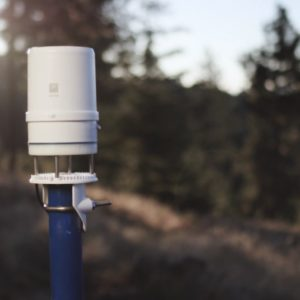 Micro-Environment Weather Station