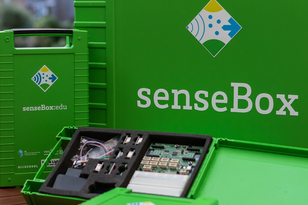 Sensebox news alert